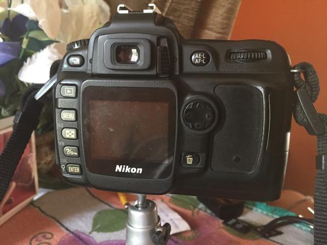 Câmera Profissional Nikon D50
