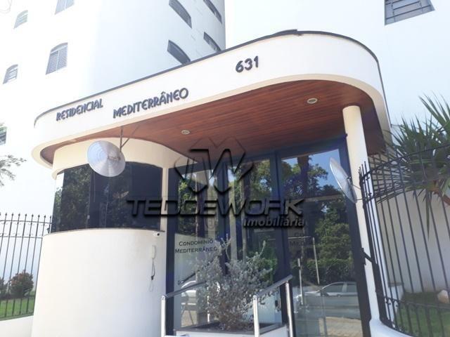 Apartamento à venda com 2 dormitórios em Centro, Araraquara cod:7130