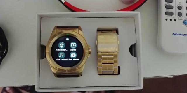 0afb2b8e4d3 Smartwatch Gear S3 Frontier - Celulares e telefonia - Mangabeiras ...