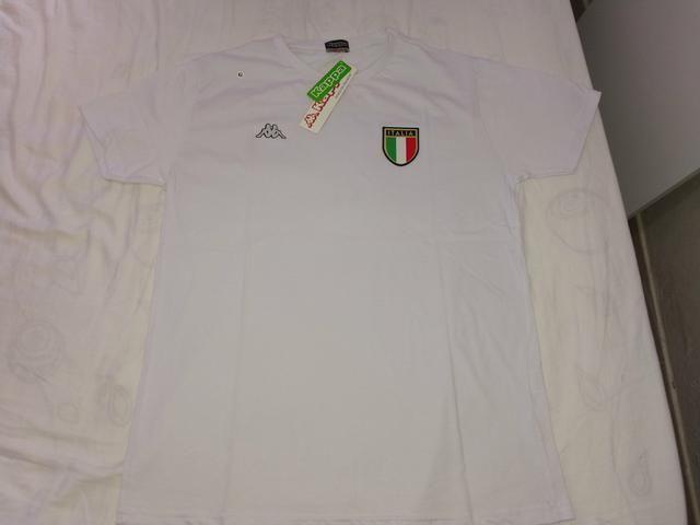 Camisetas kappa original edição Itália - Roupas e calçados - Centro ... 40cfba7b5ea26