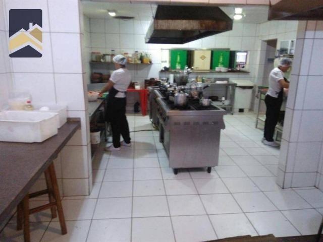 CA1559 Restaurante montado, terreno com 3.021m² e 1.600m² construído. Sabiaguaba - Foto 17