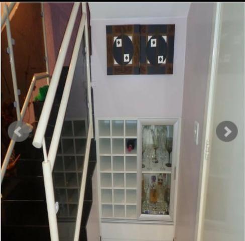 Casa 3 quartos em condomínio fechado QC 14 JD Mangueiral - Foto 7