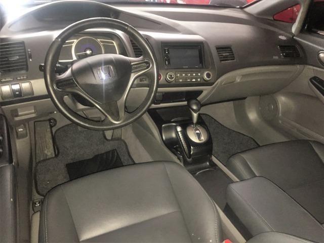 Honda Civic lxs 1.8 16v flex automatico 2008 - Foto 5