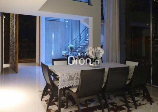 Sobrado à venda, 550 m² por R$ 5.898.000,00 - Alphaville Goiás - Goiânia/GO - Foto 2