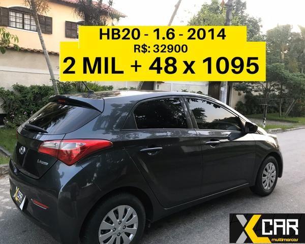 HB 20 1.6 - 2014 _ Único Dono _ Completo