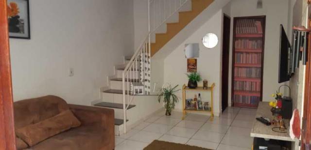 Excelente casa geminada em condomínio fechado Rua sem saída em Cordovil - Foto 4