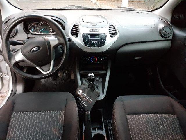 Ford Ka 1.0 se plus - 2017 - gnv injetável - Foto 3