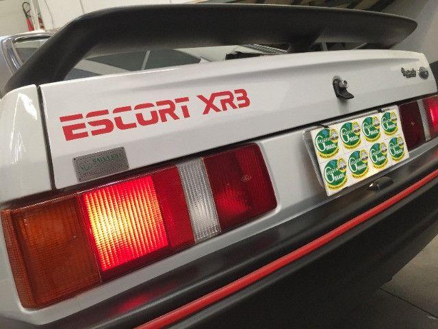Escort XR3 1987' -32.000 Km Originais -Pintura e Interior de Fábrica -Para Colecionadores - Foto 8