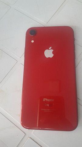 Iphone xr vermelho  - Foto 2