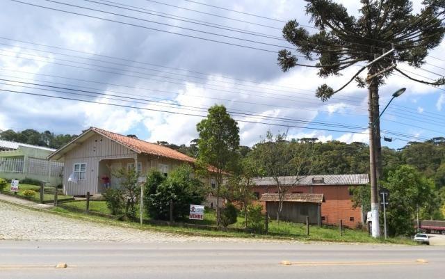 EXCELENTE TERRENO COMERCIAL AS MARGENS DA BR 280 - VILA NOVA - RIO NEGRINHO SC - Foto 5