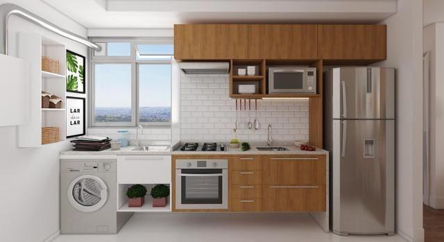 Apartamento para Venda em Rio de Janeiro, Braz de Pina, 2 dormitórios, 1 banheiro, 1 vaga - Foto 6
