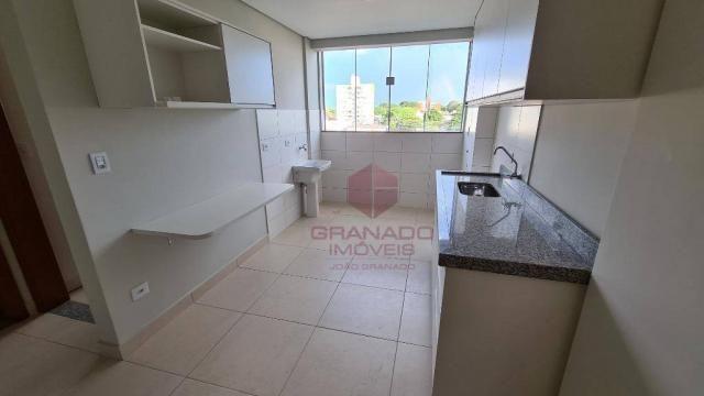 8043 | Apartamento para alugar com 1 quartos em Vila Santo Antônio, Maringá - Foto 5