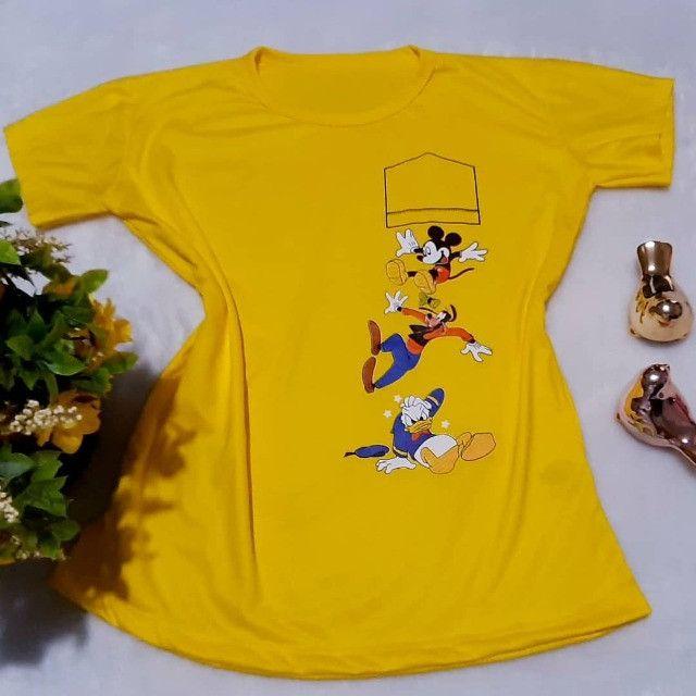 Blusas t-shirts direto da fábrica no atacado e varejo - Foto 3