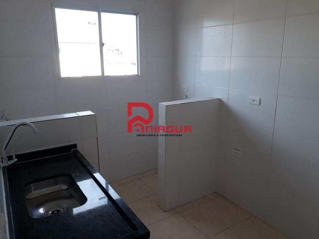 Casa de condomínio à venda com 2 dormitórios em Samambaia, Praia grande cod:657 - Foto 13