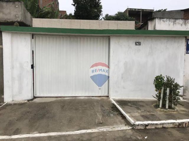 Casa com 2 dormitórios à venda, 95 m² por R$ 105.000 - Aloísio Pinto - Garanhuns/PE
