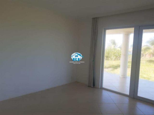Casa à venda com 4 dormitórios em Centro, Arembepe (camaçari) cod:180 - Foto 15