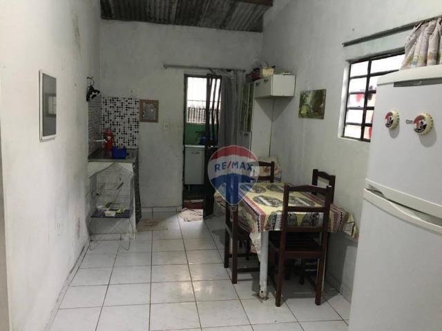 Casa com 2 dormitórios à venda, 95 m² por R$ 105.000 - Aloísio Pinto - Garanhuns/PE - Foto 7