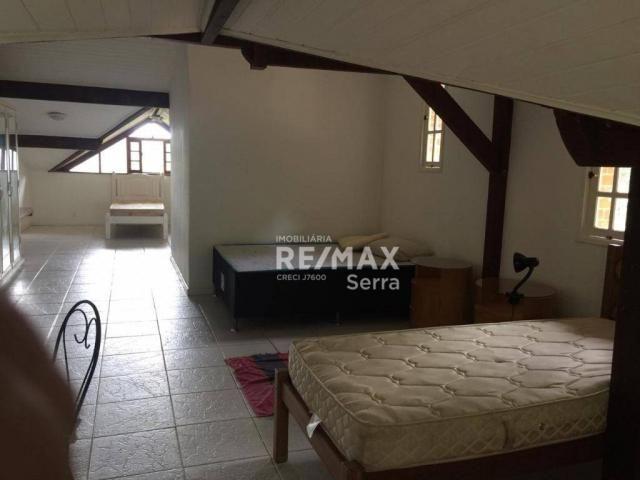 Casa com 4 dormitórios para alugar, 341 m² por R$ 5.000,00/mês - Parque do Imbui - Teresóp - Foto 5