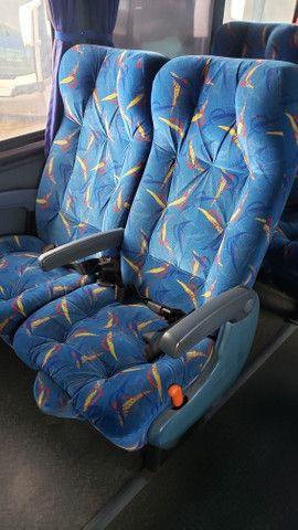 Scania K124 360cv Comil 2004 C/ Ar Condicionado Gelando - Foto 10