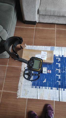 Detector de metal TX850 semi novo! - Foto 4