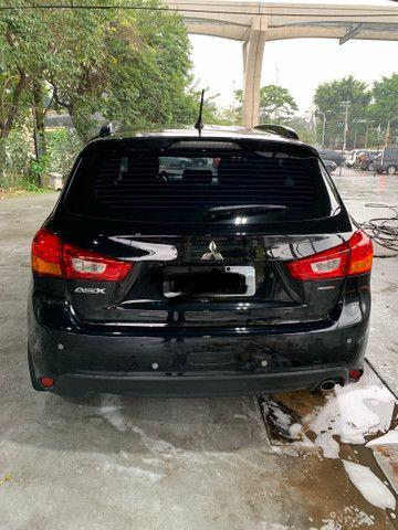 Mitsubishi ASX blindada 2016/16