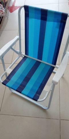 Cadeira de praia e piscina - Foto 3