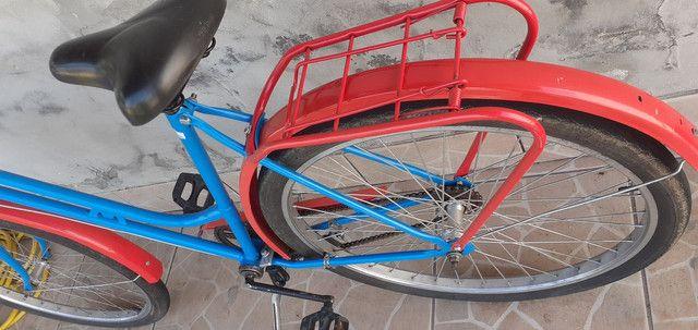 Bicicleta Monark Antiga - Foto 2