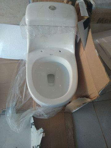 Vaso sanitário novo monobloco  - Foto 3