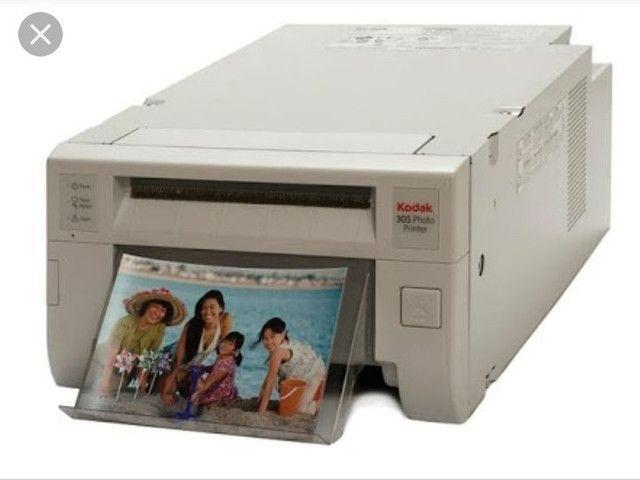 Impressora térmica Kodak