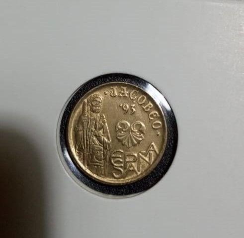 Meda 5 Pesetas 1993 - Espanha