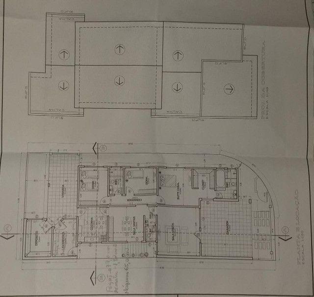 Casa de 3 quartos, 3 banheiros e 3 Garagens em Buritama - SP - Foto 5