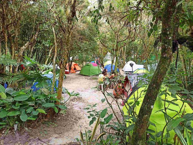 Últimas vagas finados camping Ilha do Mel - Foto 16