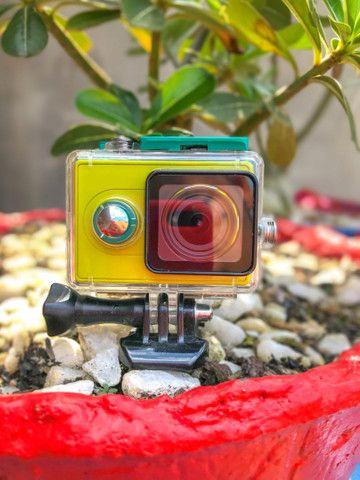Câmera Xiaomi Yi grava em 2K