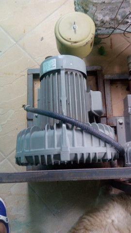Compressor radial Fuji