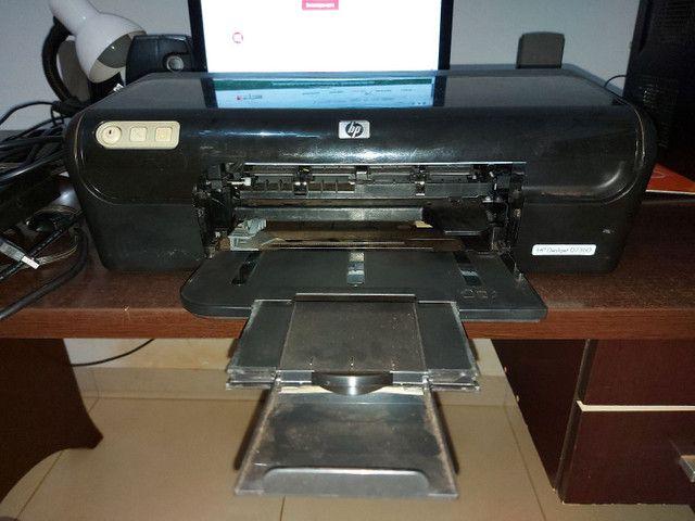 Impressora HP deskjet 2360 - Foto 3