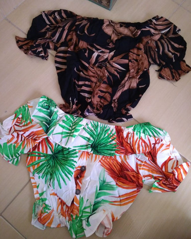 Vendo lote de roupas NOVAS !!  - Foto 2