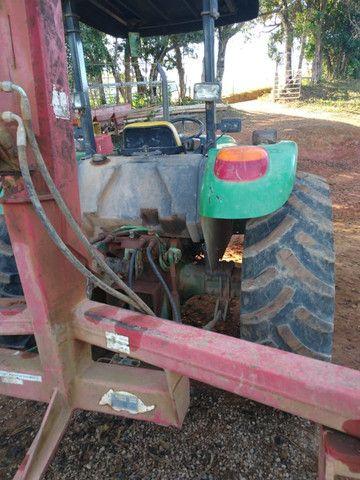 Trator John Deere 5090 4x4 90 cv 2013 com 5.400 horas sem trocas - Foto 5