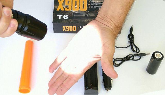 Lanterna Tática X900 - Foto 2