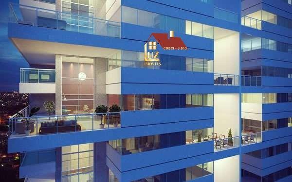 Luz Imoveis Vende ::: Ed. Premium Cobertura com 5suites - Foto 2