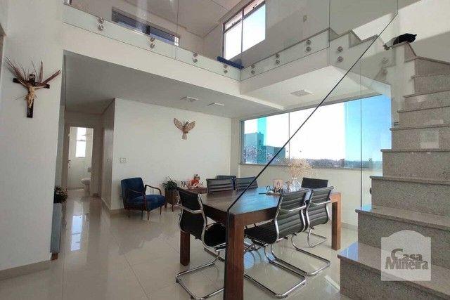 Apartamento à venda com 3 dormitórios em Ouro preto, Belo horizonte cod:338471