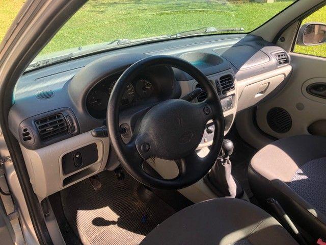 Renat Clio 1.0 4 pneus novos - Foto 6