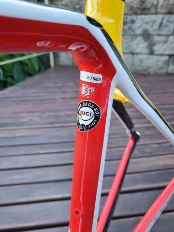 Quadro Bike Speed Orbea Orca Cofidis - Foto 3
