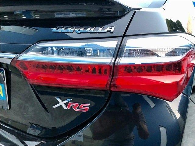 Toyota Corolla Xrs 2018, 53 mil km rodados, único dono, pronta entrega. - Foto 13