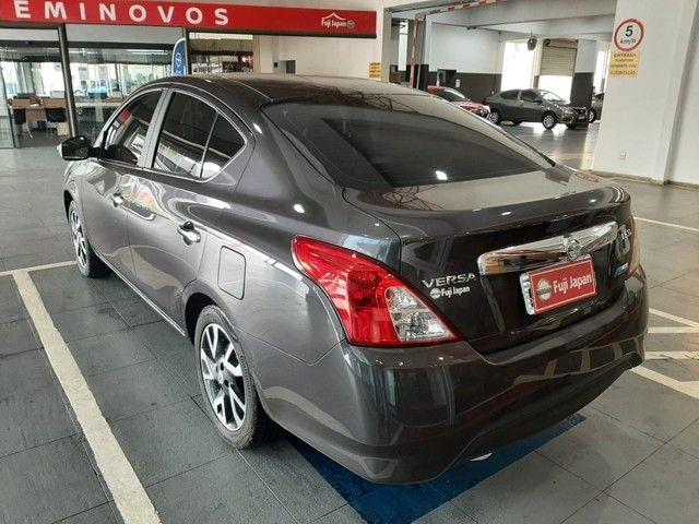 Versa SL automático 2017 - Foto 5
