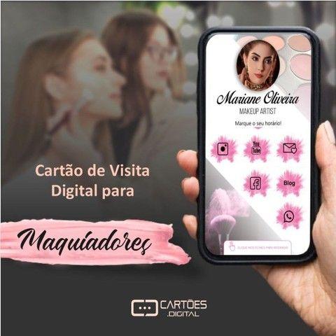 Celular Cartão de Visita Digital - Foto 4