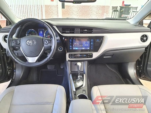Toyota Corolla XEi 2.0 Flex Aut. 2017/2018 - Foto 4