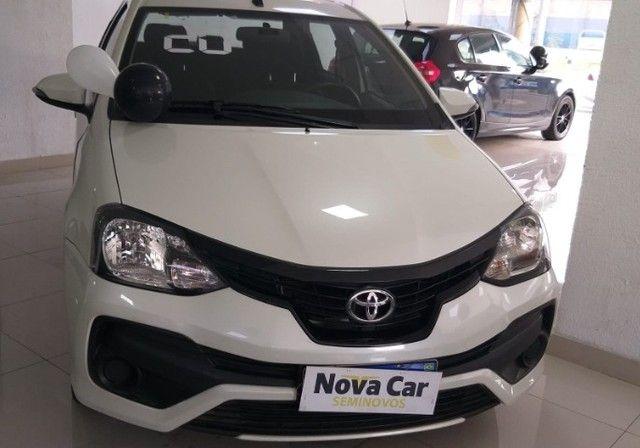 Toyota Etios Xplus Sedan Aut