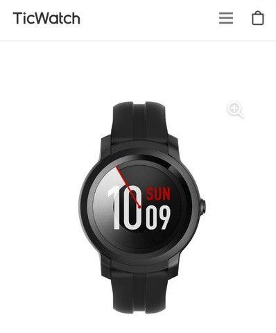 Relógio Ticwatch