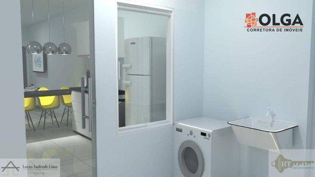 Casa no Jardim Petrópolis com 2 dormitórios à venda, 62 m² por R$ 170.000 - Gravatá/PE - Foto 8