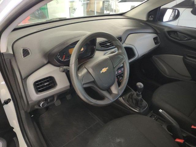 Chevrolet Onix Joy 1.0 !!!!! IPVA 2021 pago - Foto 2
